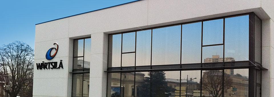 Films solaires bâtiments & bureaux